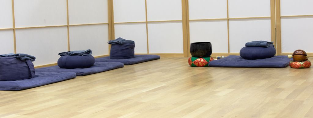 Chan Bern Meditationsraum