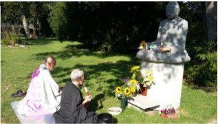 Bremgartenfriedhof in Bern Gedenkzeremonien